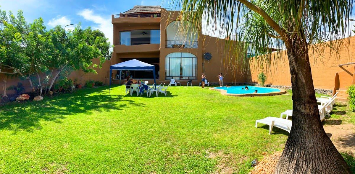 Casas en Renta para fines de semana en Tequesquitengo, Morelos; México. Casas con alberca a la orilla del lago de Tequesquitengo.